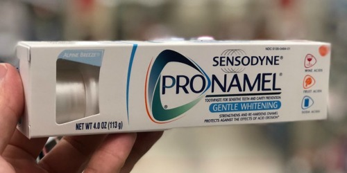 Sensodyne Toothpaste as Low as $3 Shipped Per Tube at Amazon