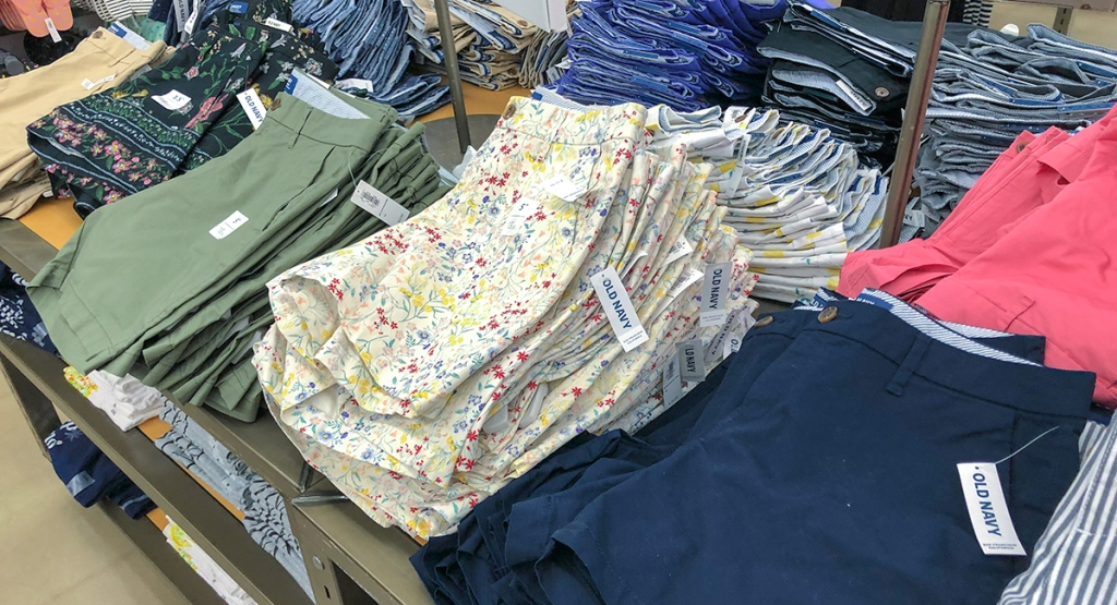 what not to buy in may summer apparel like shorts and tank tops hip2save