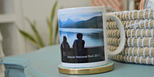 FREE Shutterfly Personalized Mug, Photo Coasters & More (Just Pay Shipping)