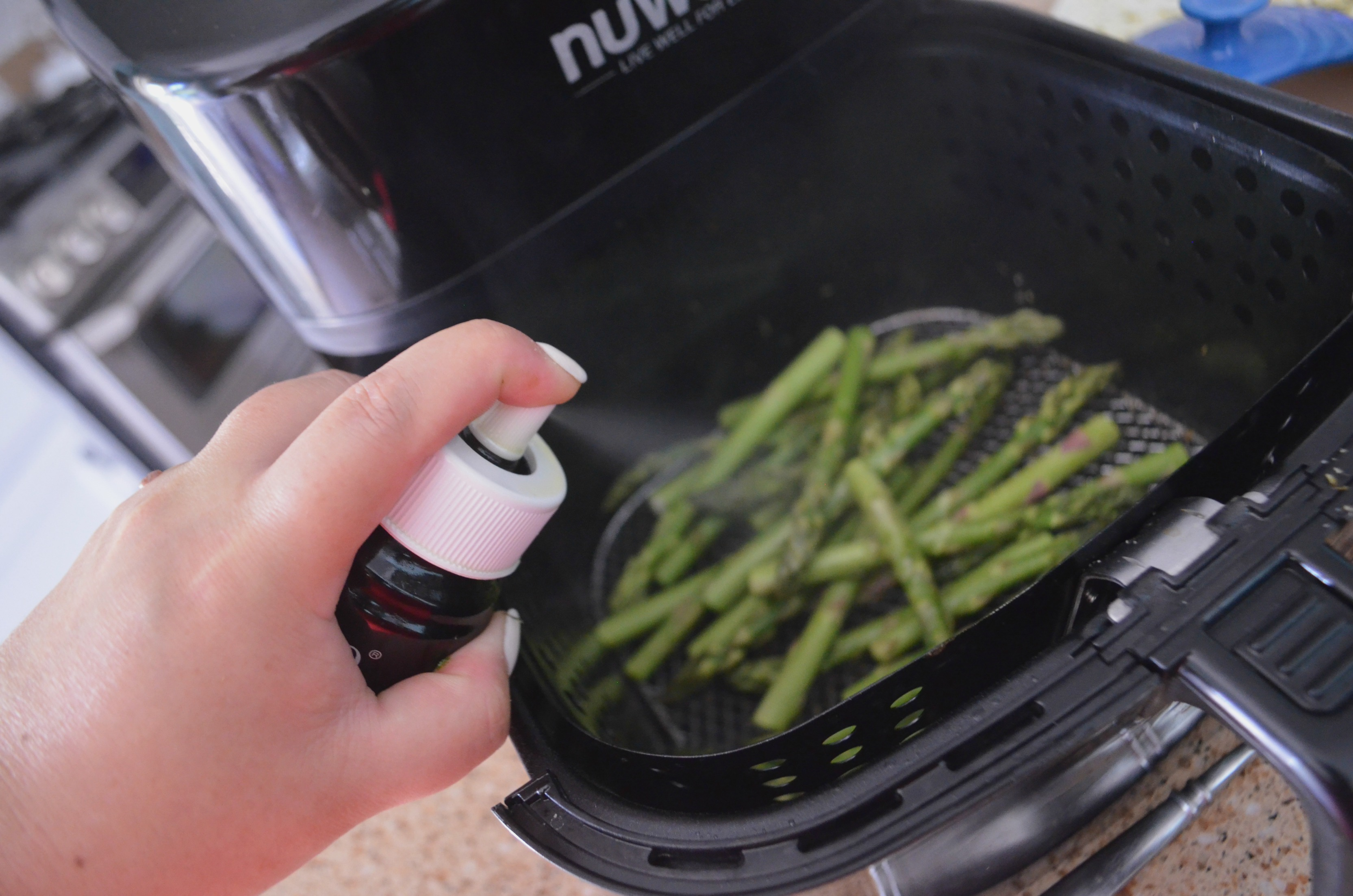 Image result for 'Fried' Green Beans air fryer