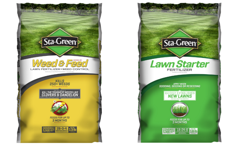 Up To 50 Off Sta Green Lawn Fertilizer At Lowe S Hip2save