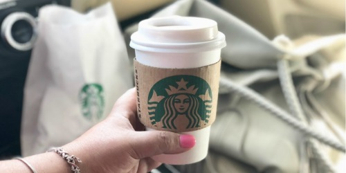Buy 1, Get 1 Free Starbucks Handcrafted Espresso Drinks (February 14th)