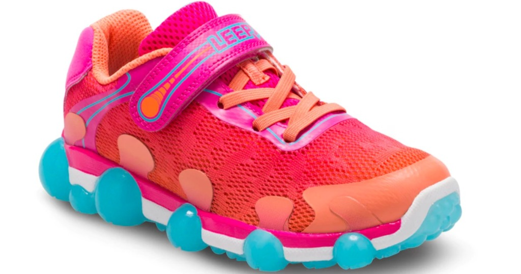 Stride Rite Leepz 2.0 Girls  Light-Up Sneakers  25 (regularly  50) Use  promo code TULIPS30 (30% off) Use promo code KCSHIP (free shipping) d0f0c5a12