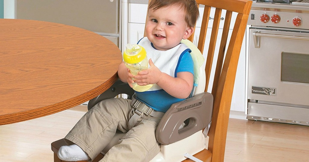 Peachy Summer Infant Deluxe Comfort Folding Booster Seat Only 13 Creativecarmelina Interior Chair Design Creativecarmelinacom