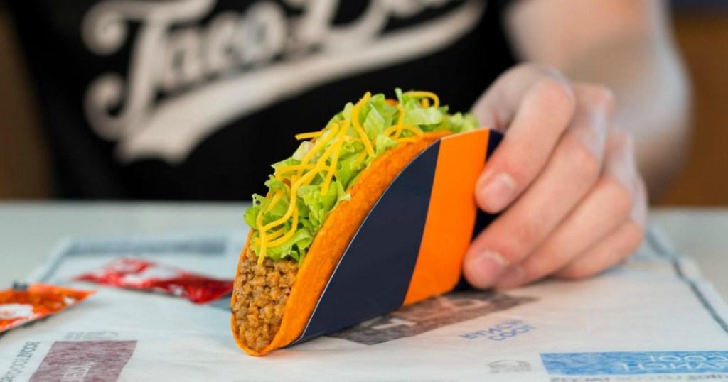 taco bell grubhub coupon code