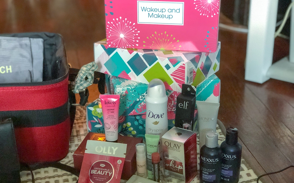 use beauty samples from beauty boxes hip2save