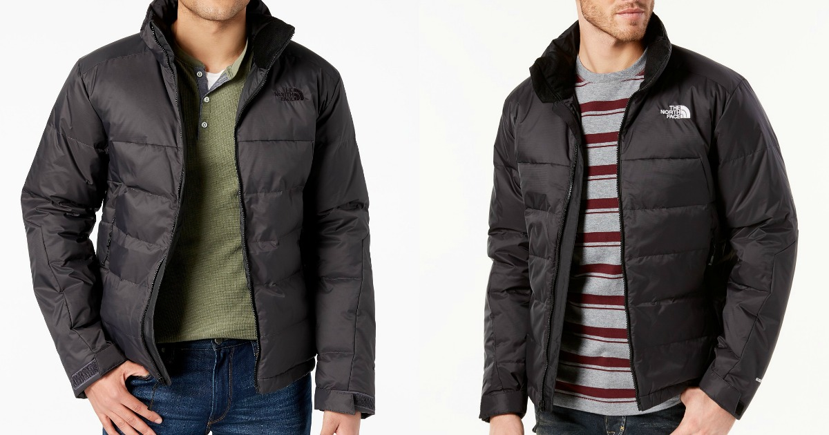 950187f95 Macy's: The North Face Mens Down Jacket Just $79.53 (Regularly $200 ...