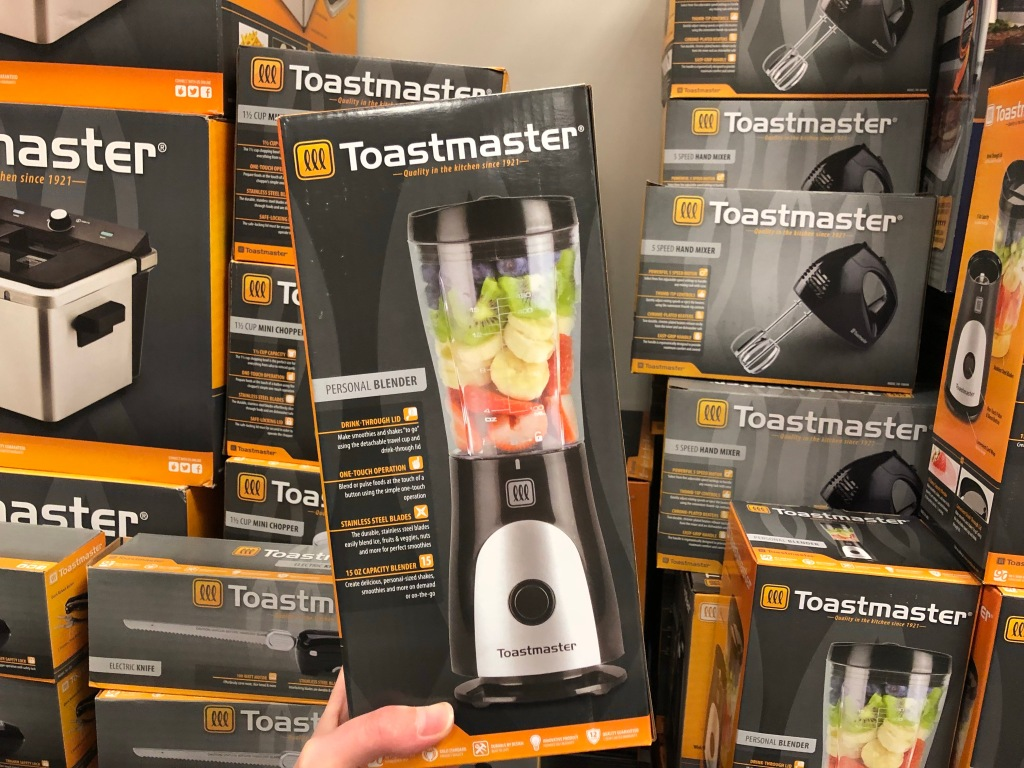 Toastmaster Small Kitchen Appliances Only 2 14 Each After