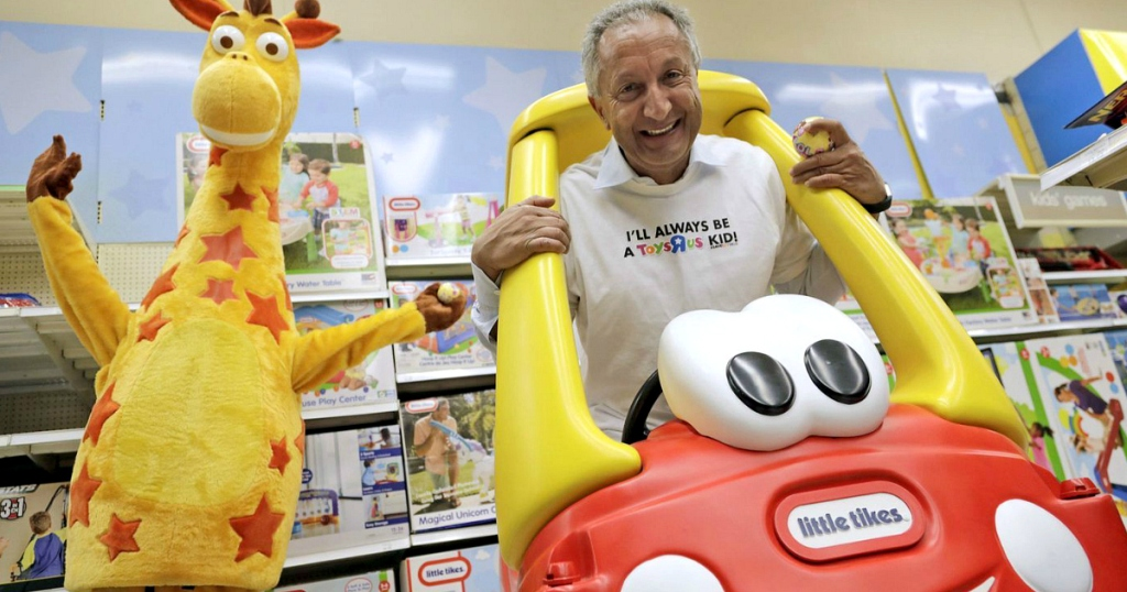 ToysRUs could survive with help from kid-at-heart Isaac Larian.