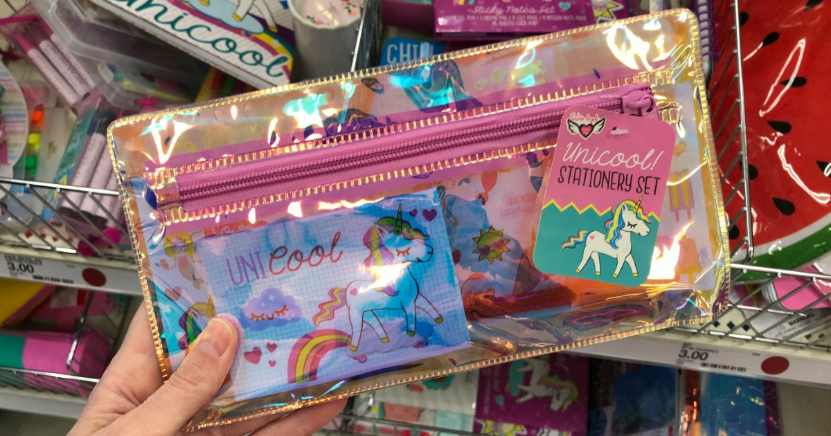 Keep Your Eyes Peeled For These Fun Unicorn Products at Target