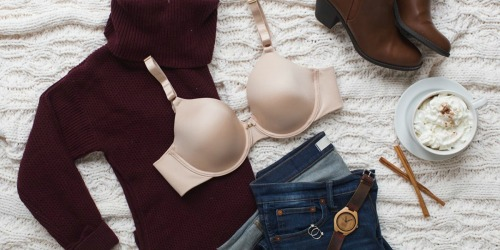 Select Vanity Fair Bras Only $14.99 on Macy's.com (Regularly $42)