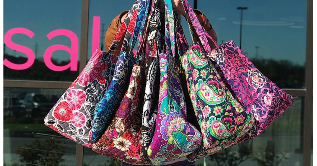 Breast Cancer Awareness Month: Mammograms, signs, ways to give back – Vera Bradley bags