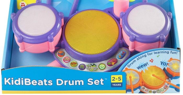 Amazon Vtech Kidibeats Drum Set Only 12 79 Hip2save