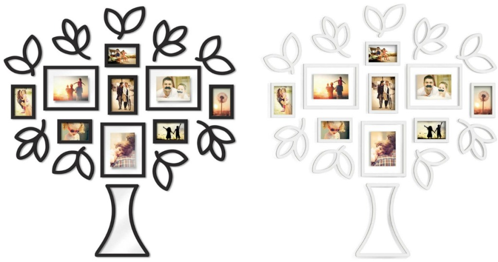 Bed Bath Beyond Wallverbs 19 Piece Picture Frame Set Only 1999