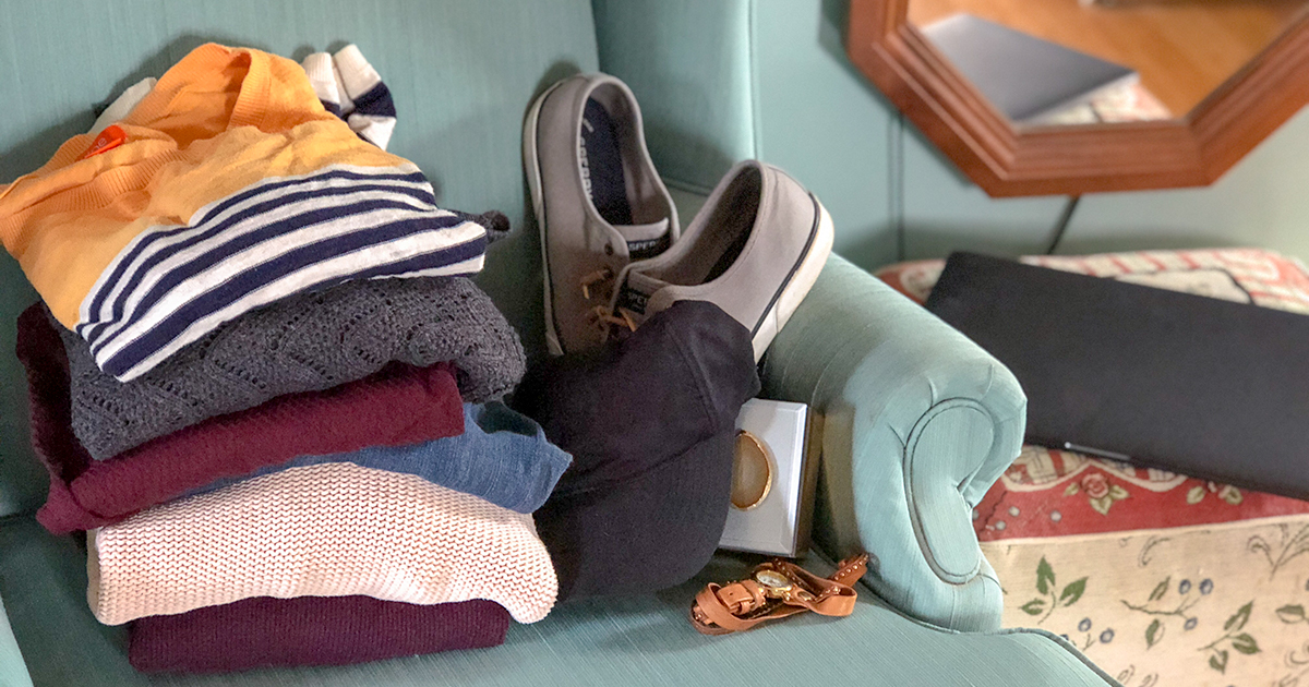 Make money spring cleaning when you sell the stuff you find
