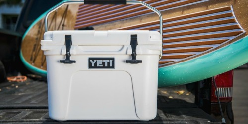 YETI Roadie 20 Cooler Only $159.99 Shipped (Regularly $200) | 3 Color Choices