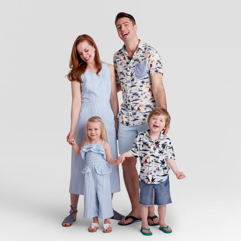 target now sells matching family outfits great for family