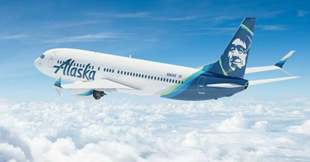 Alaska Airlines Or Southwest Airlines One Way Flights As