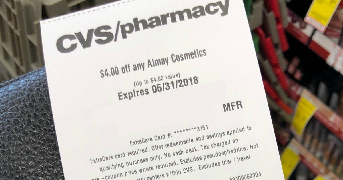 $4 almay coupon