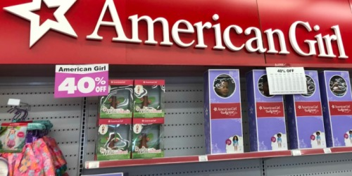 ToysRUs: 40% Off American Girl Dolls & Accessories