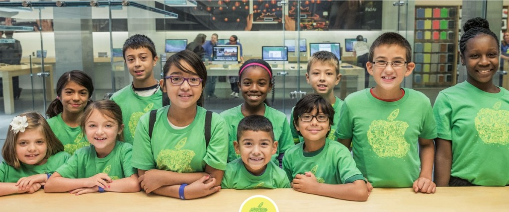 free summer activities for kids — apple camp