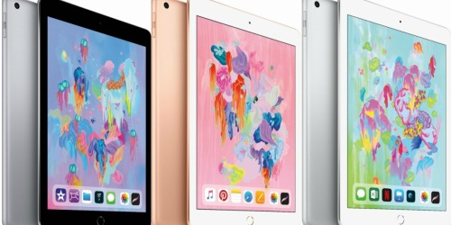 Apple iPad 128 GB w/ WiFi Only $299.99 Shipped (Regularly $430)