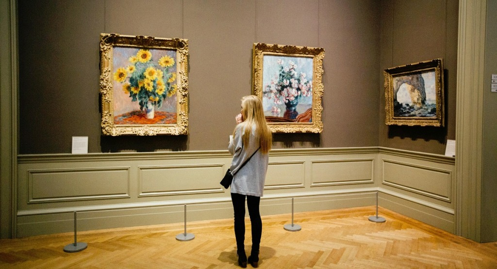 free summer activities for kids — museums and galleries