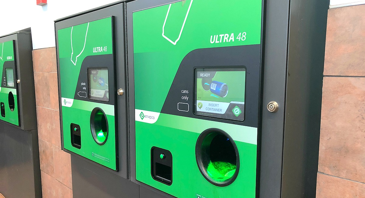 make money recycling — recycling machine