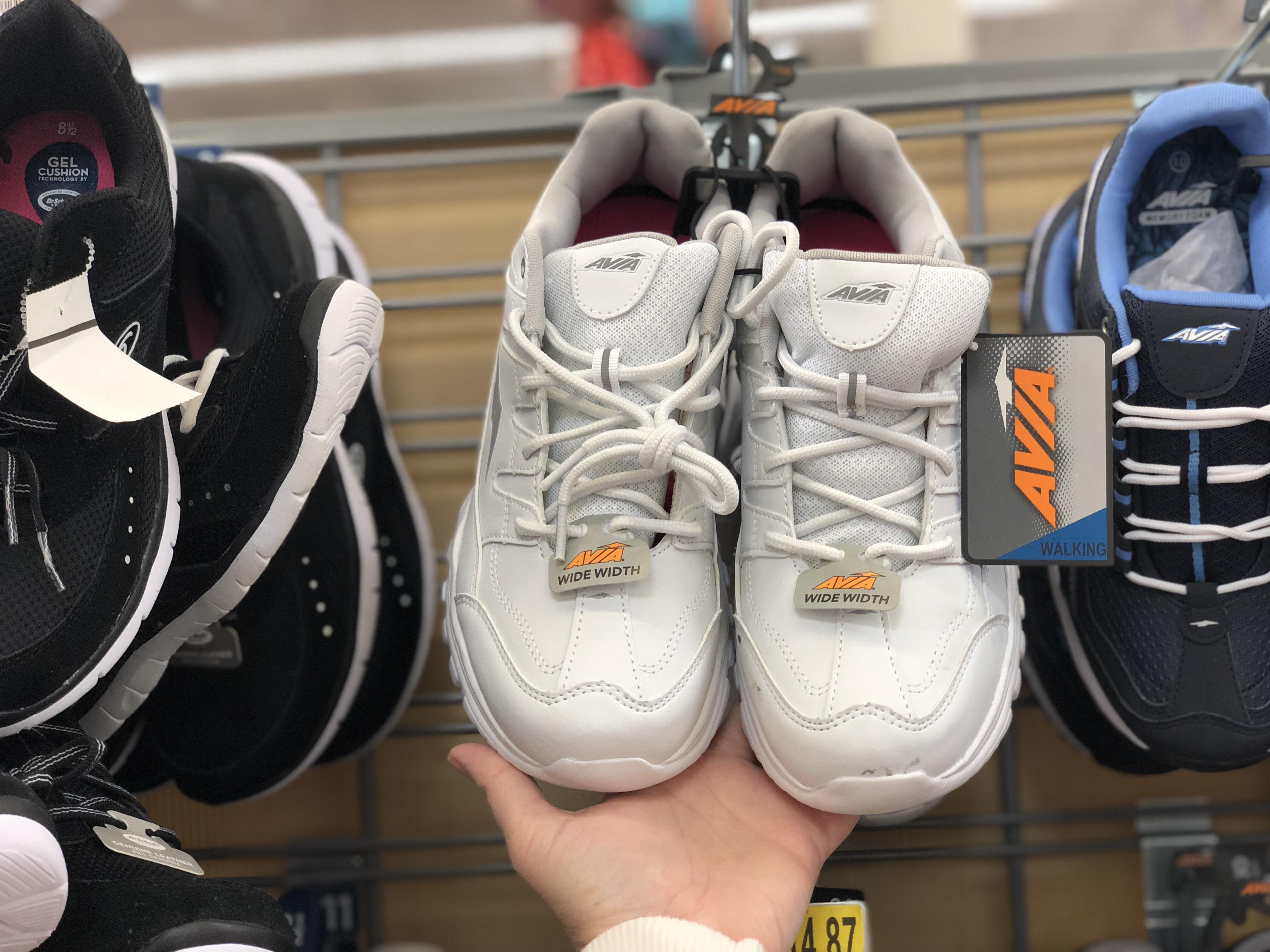 Avia Women's Wide Width Walking Shoes