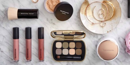 $121 Worth of bareMinerals Cosmetics Only $52.50 Shipped