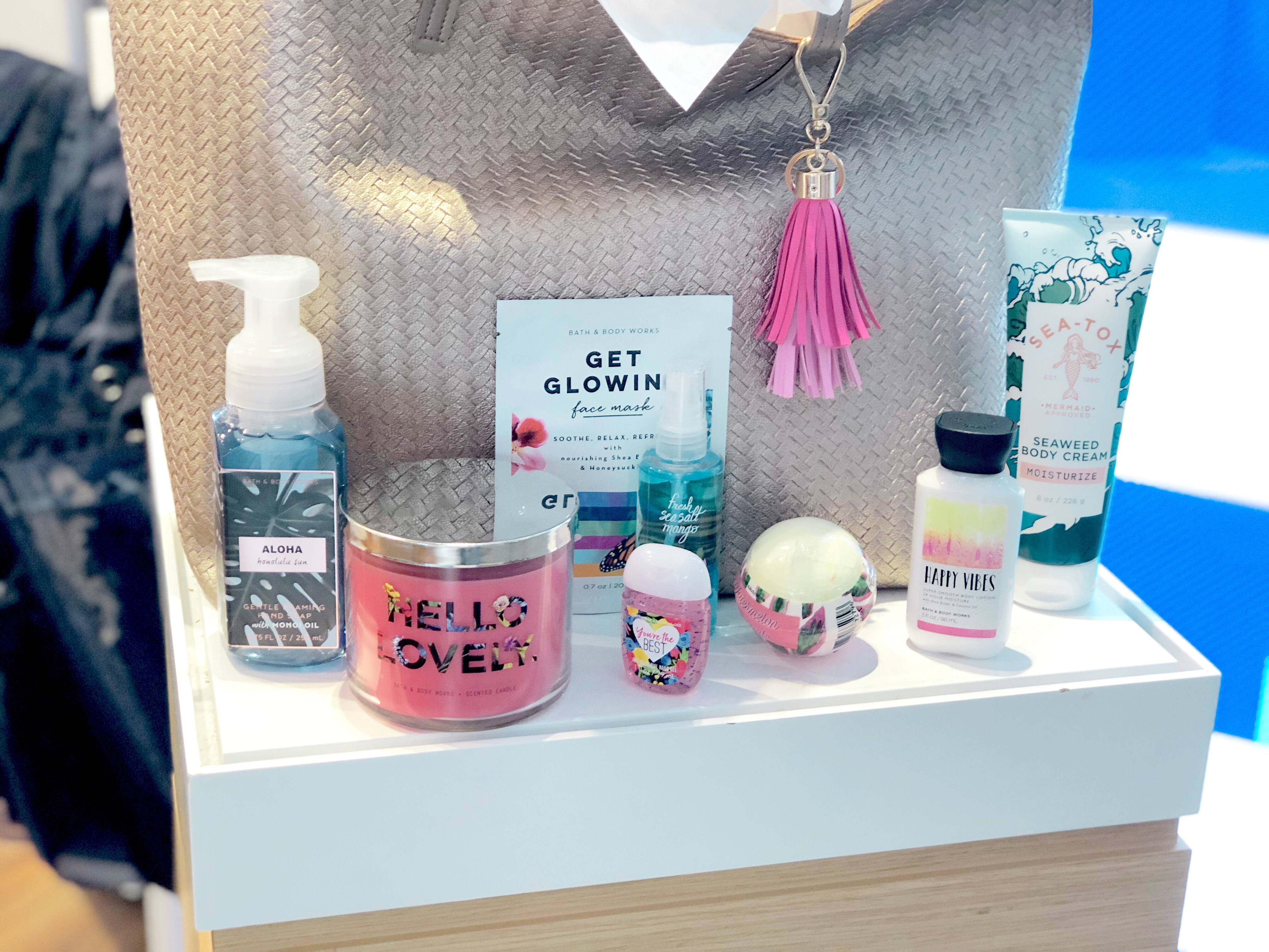 16 secrets for saving big at bath & body works – tote with suggested items