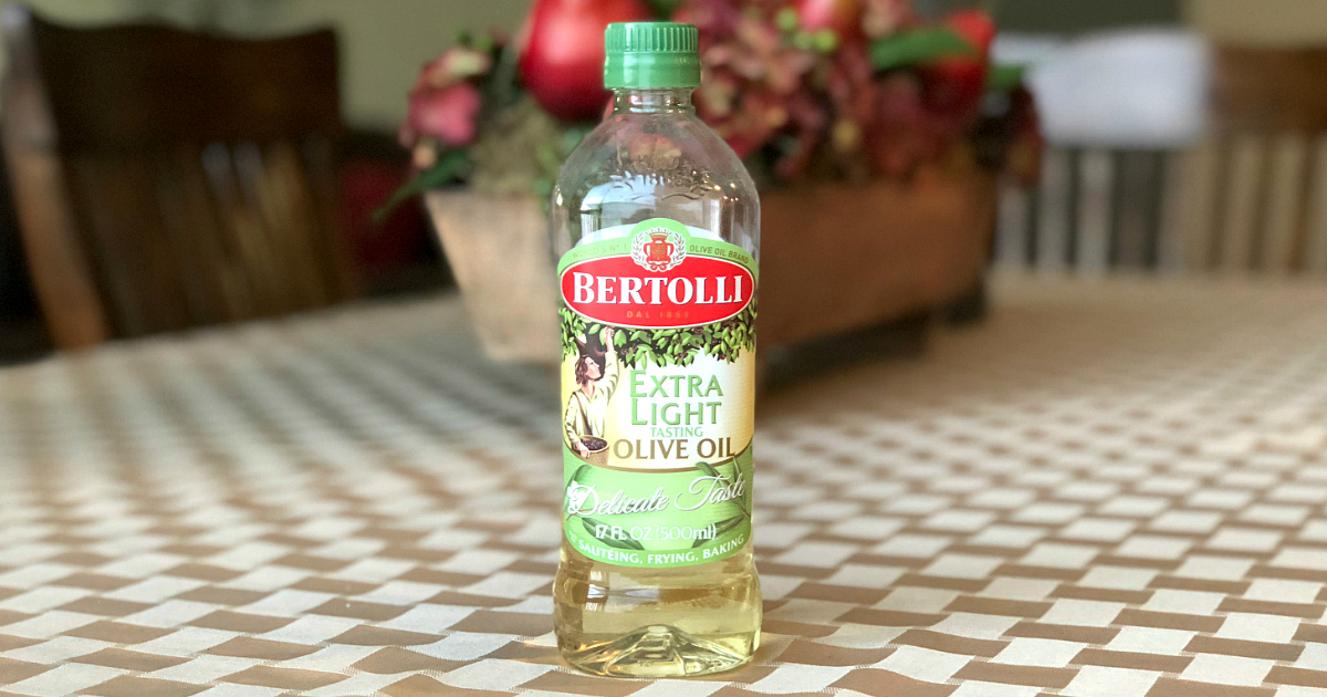 Bertolli Extra Light Tasting olive oil might be covered in the class action settlement