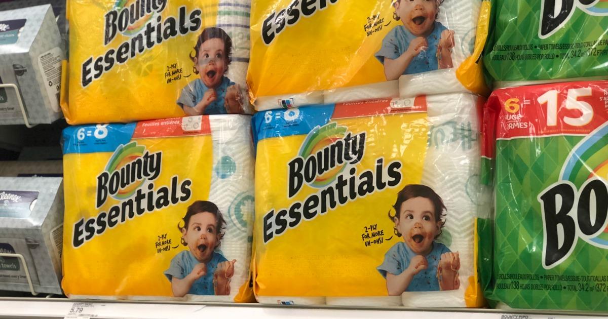paper towel coupons walmart