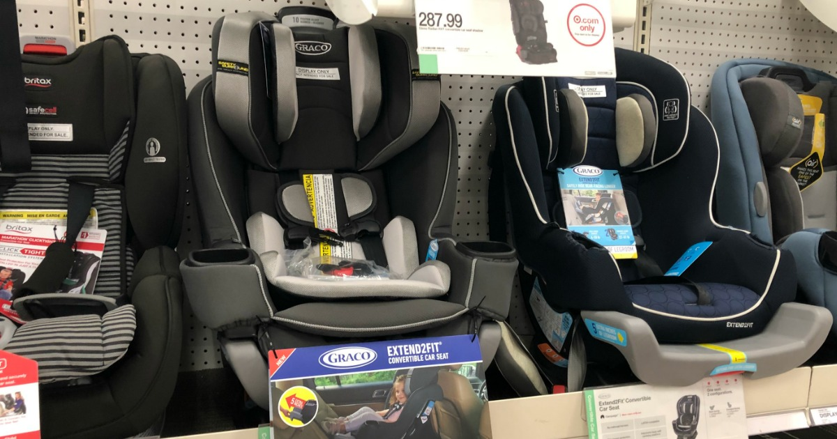 20 Off Car Seats Baby Gear At Target Stacks W Trade In Coupon