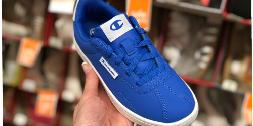 Payless ShoeSource: Champion Kids Sneakers Only $7.79 (Regularly $25)