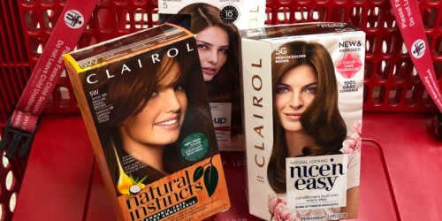 $7 Worth of New Clairol Hair Color Coupons