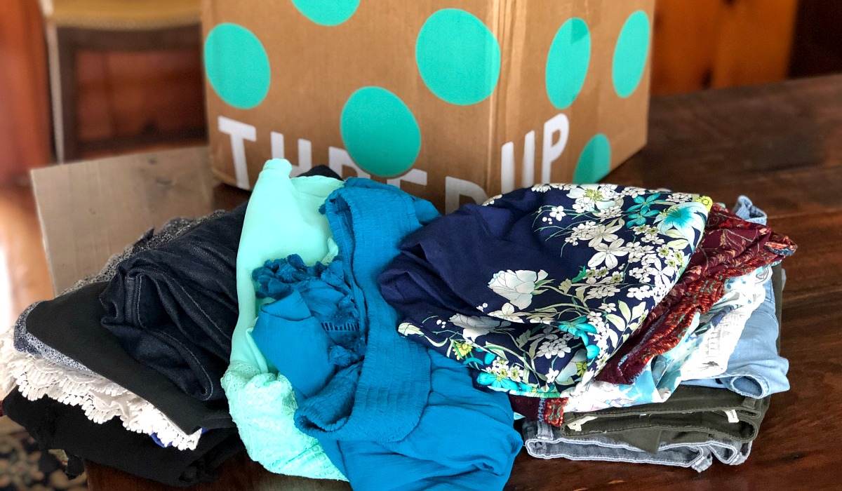 Introducing the ThredUp Goody Box (Like Getting a Gently Used StitchFix Box)