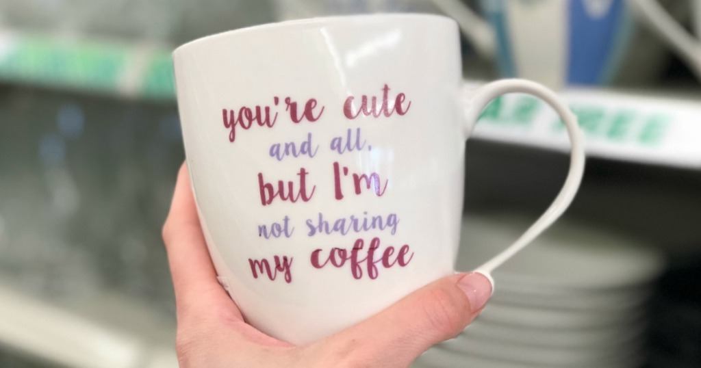 Head On Over To Your Local Dollar Tree Where You May Find A Nice Selection Of Pfaltzgraff Mugs Priced At Only Buck These Usually For Lot More