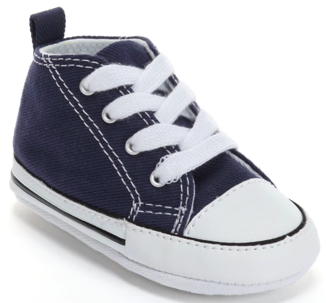 366805c05ad6 Baby Converse First Star Crib Shoes  25. Enter the promo code FREE4MAY (free  shipping) Final cost  15 shipped!