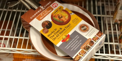 JCPenney: Copper Chef 2-Piece Pan Set Only $19.99 After Mail-in Rebate & More