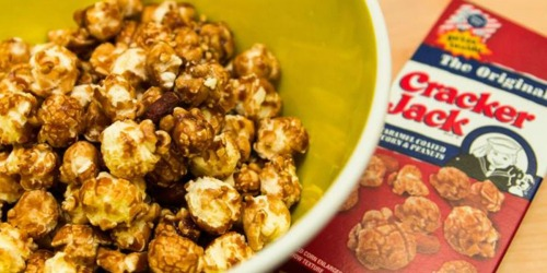 Cracker Jack Boxes 25-Count Only $7 Shipped | Great for Parties & Halloween