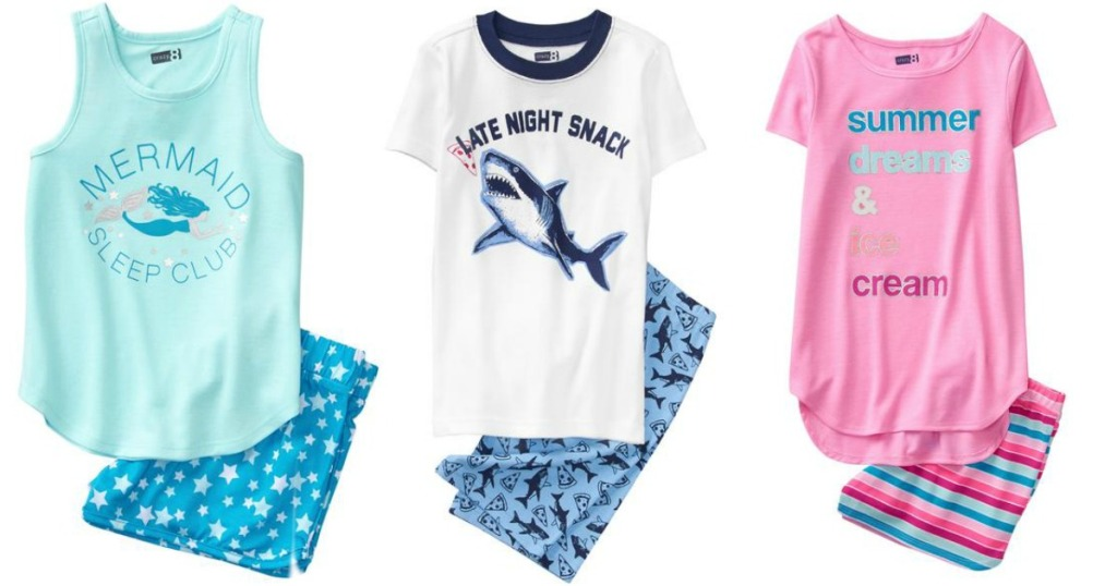 bef79ada6 2-Piece Pajama Sets as low as $7.79 (regularly $19.88) Use promo code  YAYMAY (20% off) Final Cost $6.23 shipped!