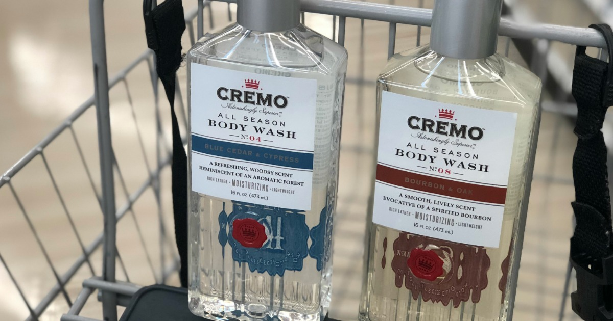 Cremo Body Wash Only $2.49 After Cash Back & Rite Aid ...