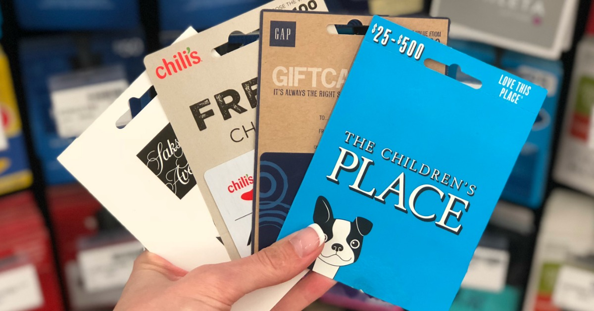 Same money with our best Black Friday Shopping Tips for 2018 – gift cards