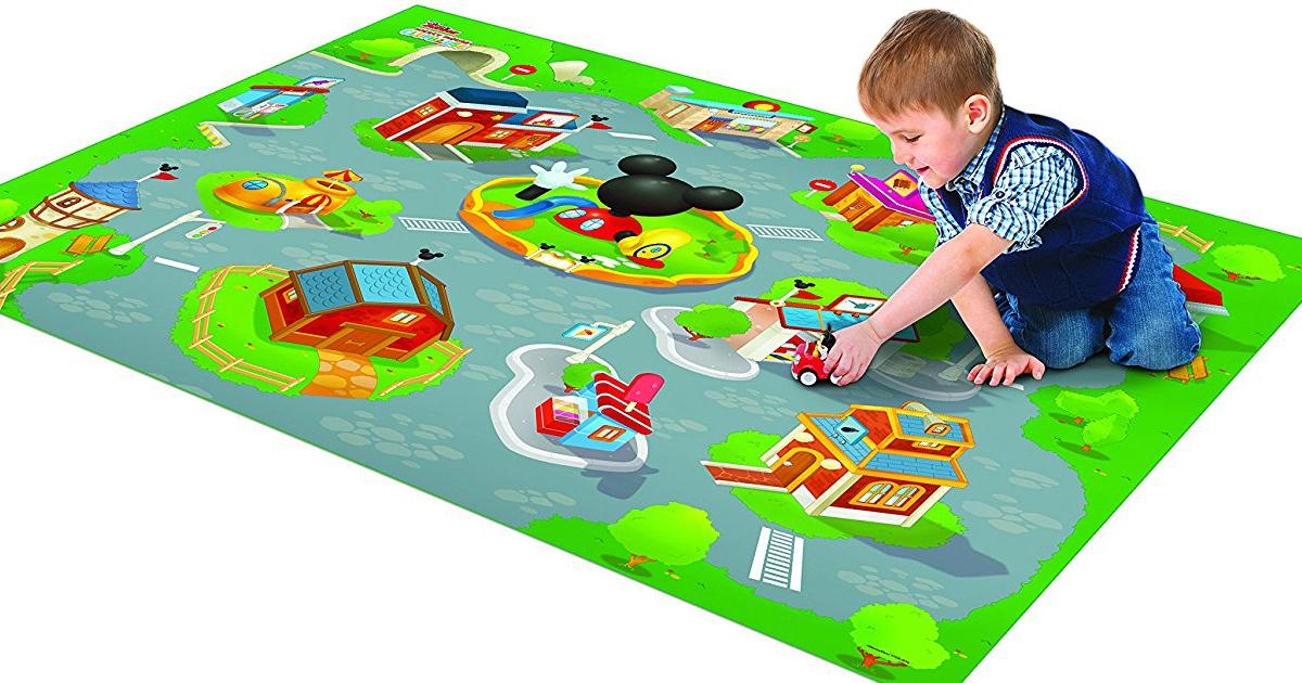 Kohl S Cardholder Deal Disney S Mickey Mouse Mega Mat 13