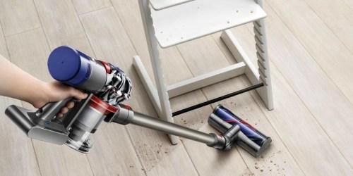 Dyson V8 Animal Cordless Refurbished Vacuum Only $204.99 Shipped (Regularly $400)