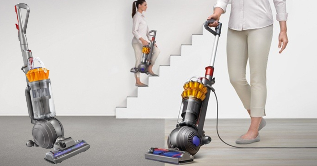 Dyson Ball Multi Floor Bagless Upright Vacuum Only 199 99