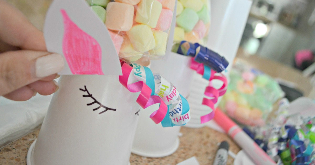 Make These 3 Frugal, Cute, and Easy DIY Unicorn Birthday Party Ideas!