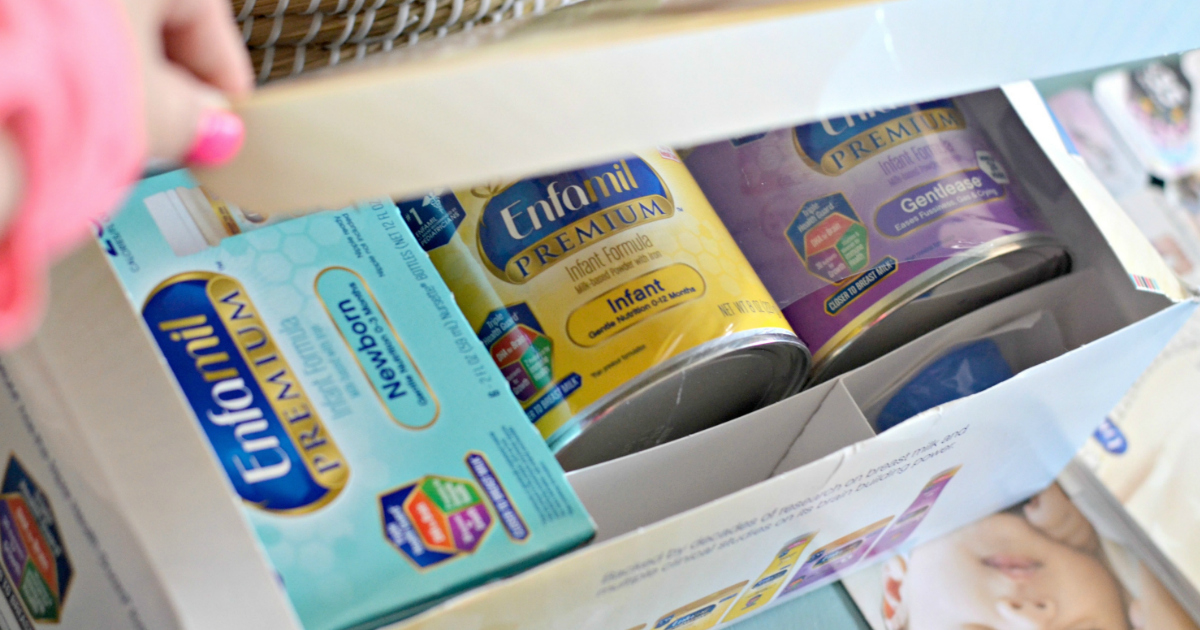 get free enfamil gifts – box of enfamil products