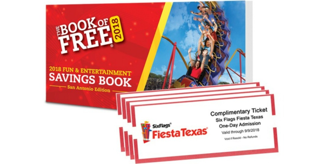 Groupon: Six Flags Fiesta Texas Admission Ticket + HUGE
